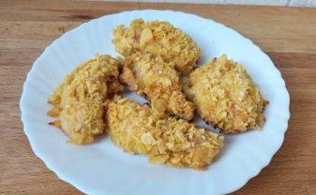 cornflakes csirkemell sütőben